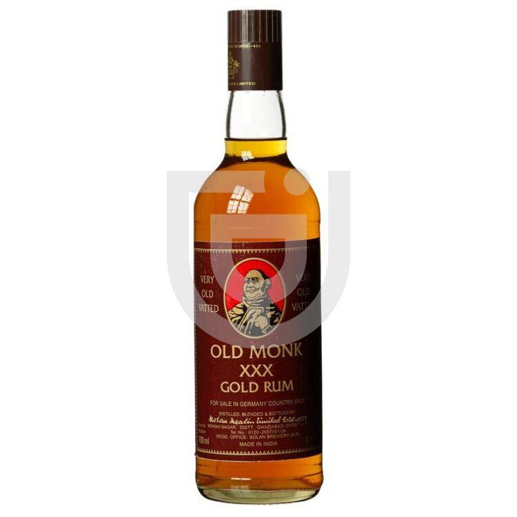 Old Monk XXX Gold Rum [0,7L|37,5%]