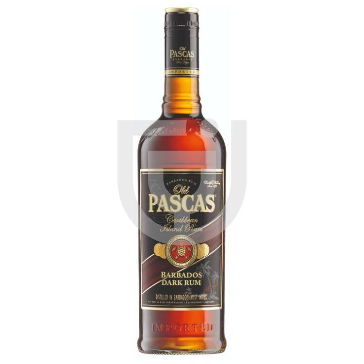 Old Pascas Ron Negro [0,7L|37,5%]