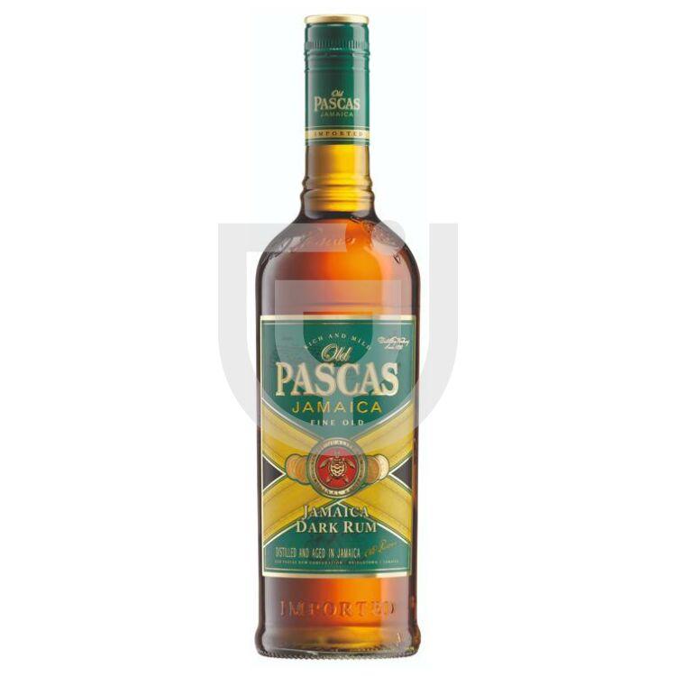Old Pascas Jamaica Rum [0,7L|40%]