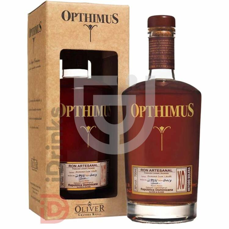Opthimus XO Rum [0,7L|38%]