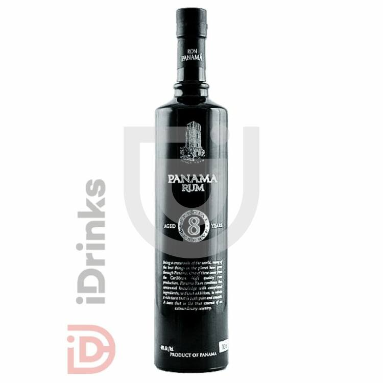 Panama 8 Years Special Reserve Rum [0,7L|40%]