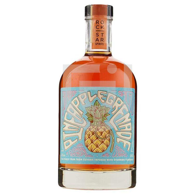 Rockstar Pineapple Grenade Overproof Spiced Rum [0,5L|65%]