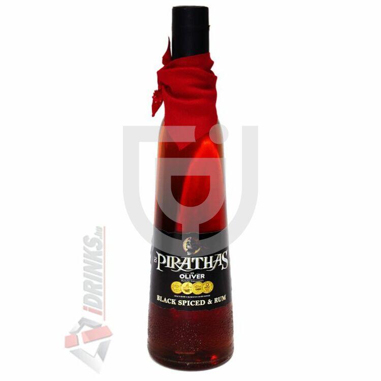 De Pirathas Black Spiced Rum [0,7L 35%]