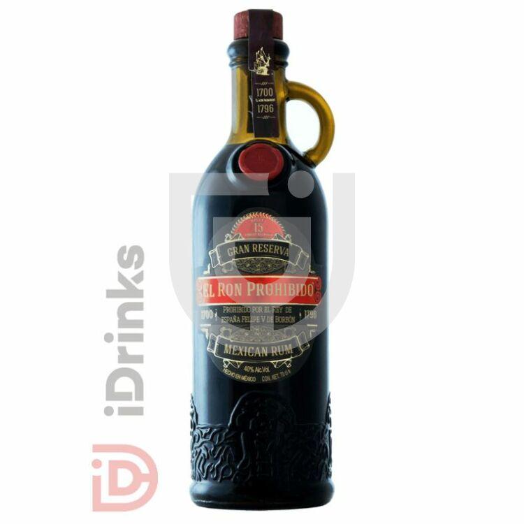 Prohibido 15 Years Solera Reserve Rum [0,7L 40%]