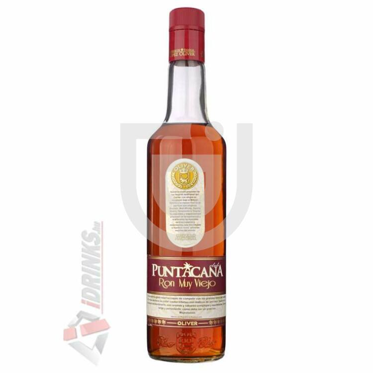 Puntacana Muy Viejo Rum [0,7L|37,5%]