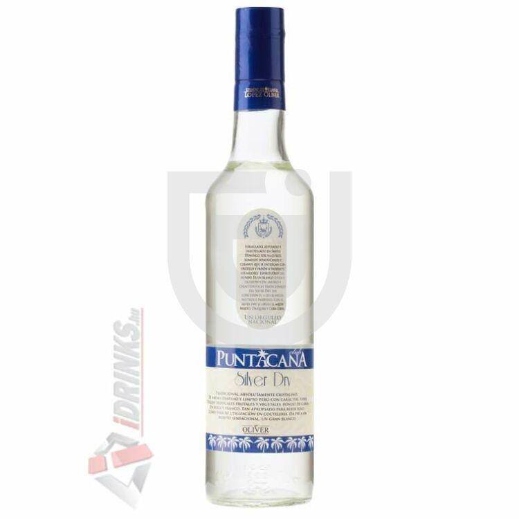 Puntacana Silver Dry Rum [0,7L 37,5%]