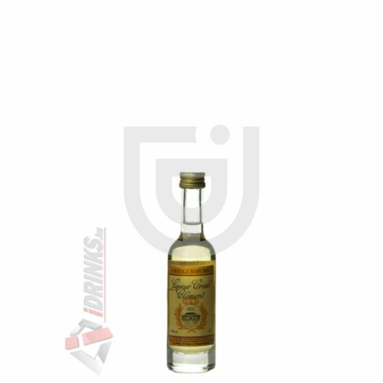 Rhum Clement Shrubb Creole Rumlikőr Mini [0,05L|40%]