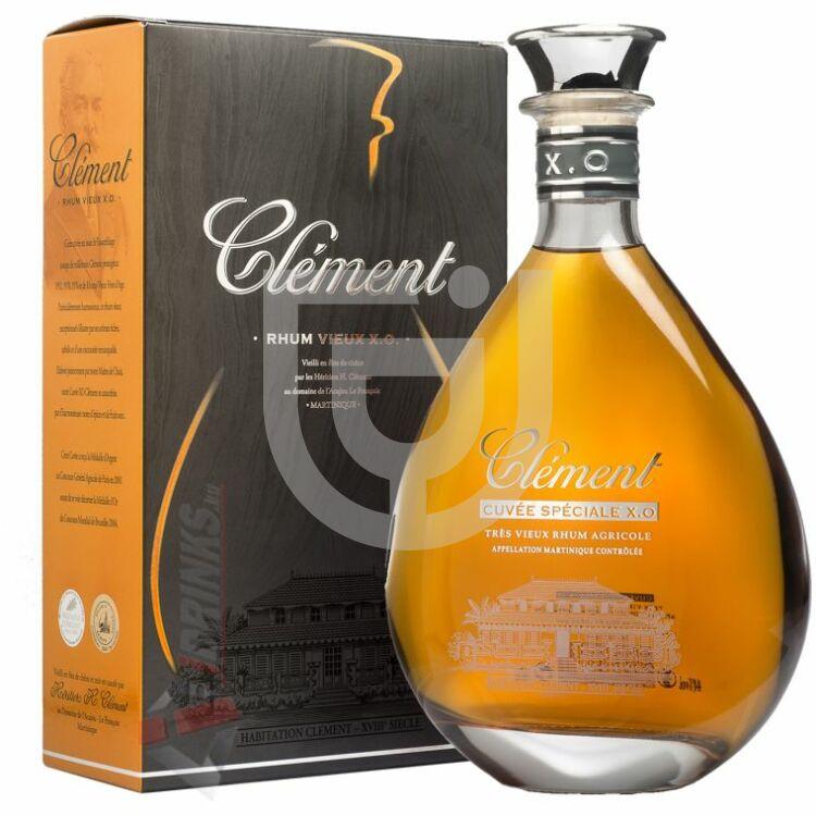 Rhum Clement Cuvée Special XO Rum [0,7L|44%]
