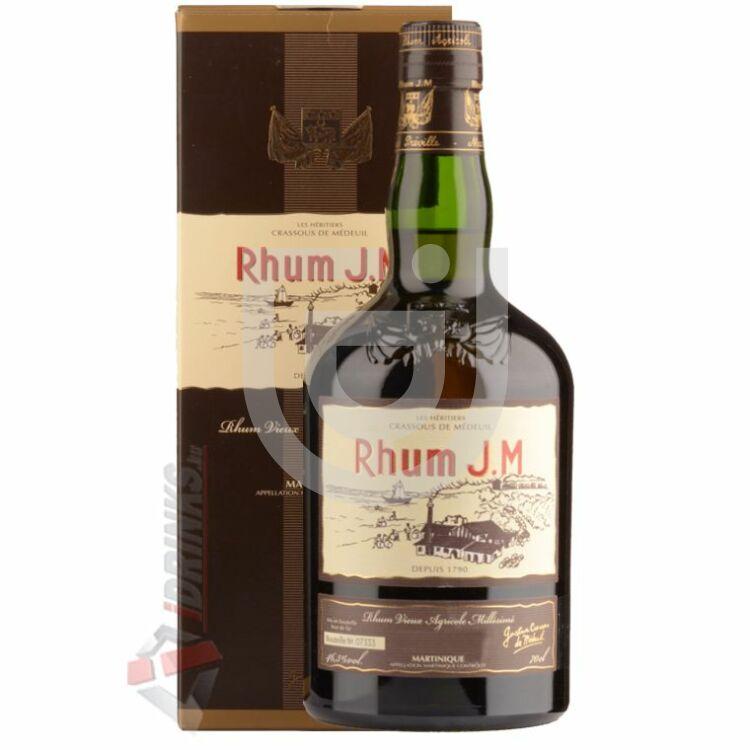 JM 2003 Cask Strength Rum [0,7L|44,8%]