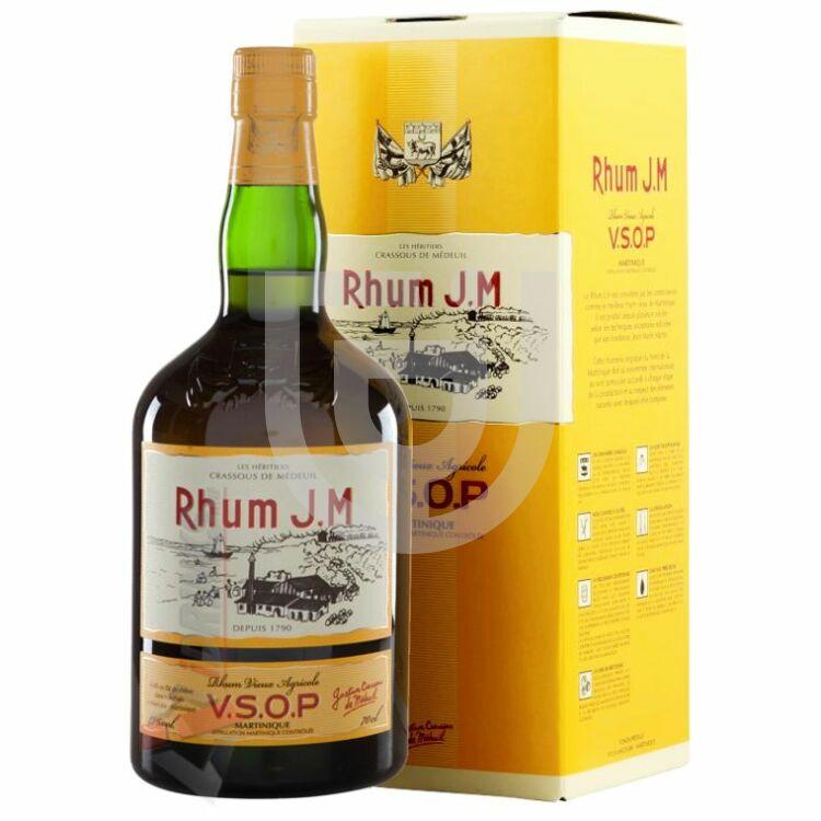 JM VSOP Rum [0,7L|43%]