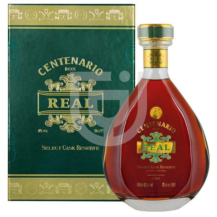 Centenario Real Select Cask Reserve Rum [0,7L 40%]