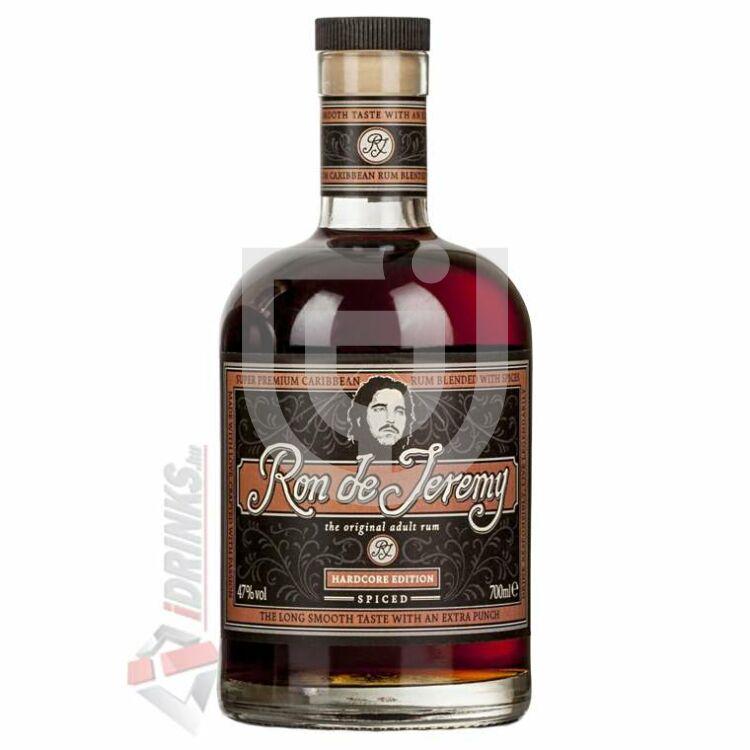 Ron de Jeremy Spiced Hardcore Edition Rum [0,7L 47%]