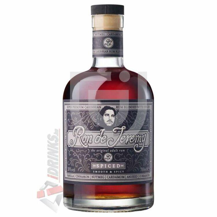 Ron de Jeremy Spiced Rum [0,7L 38%]