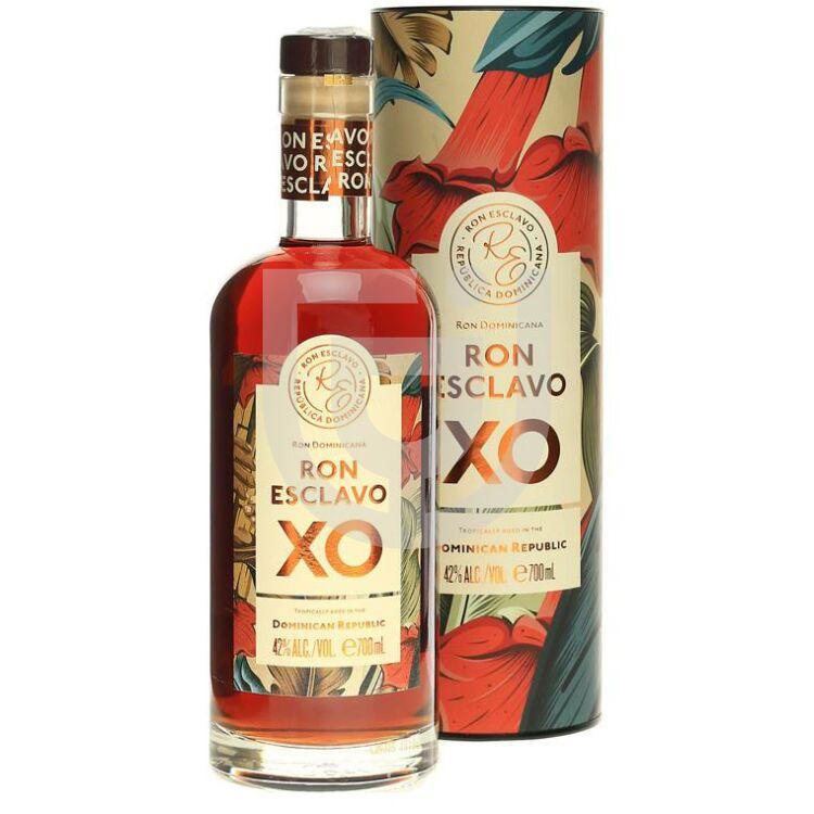 Ron Esclavo XO Solera [0,7L 42%]
