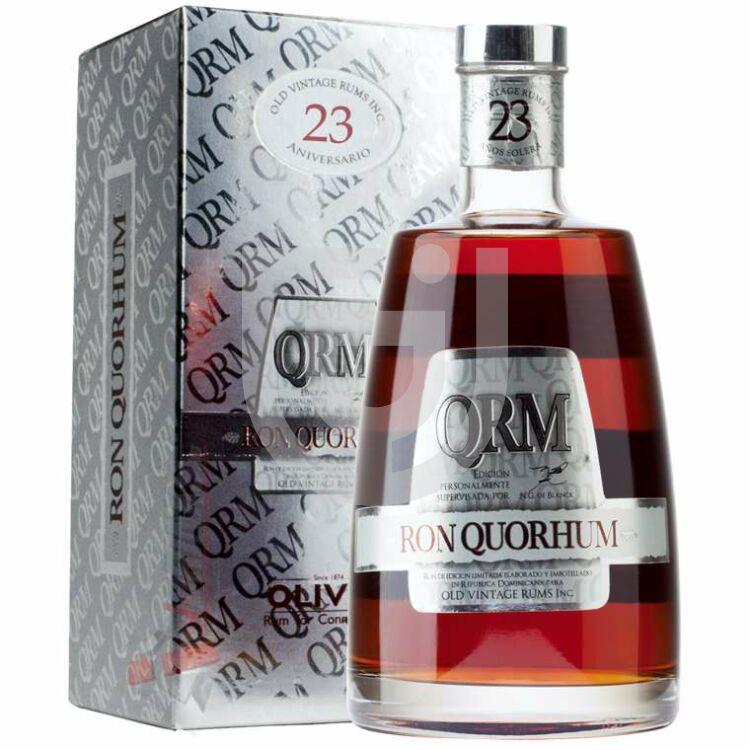 Quorhum 23 Years Rum [0,7L 40%]