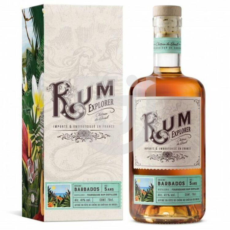 Rum Explorer Barbados Rum [0,7L|41%]