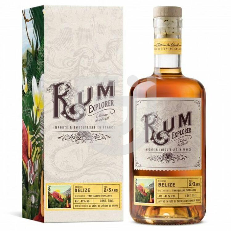 Rum Explorer Belize Rum [0,7L 41%]
