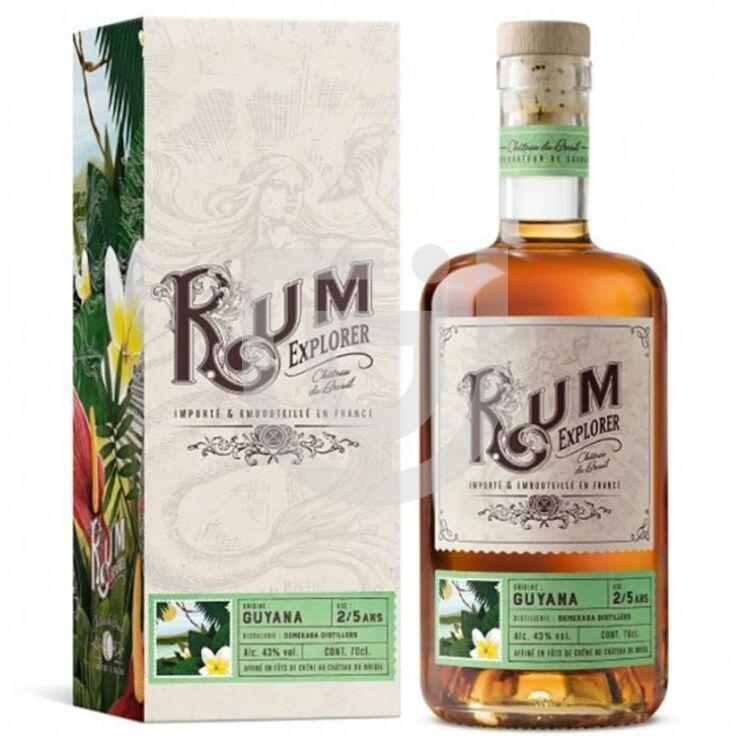 Rum Explorer Guyana Rum [0,7L 41%]