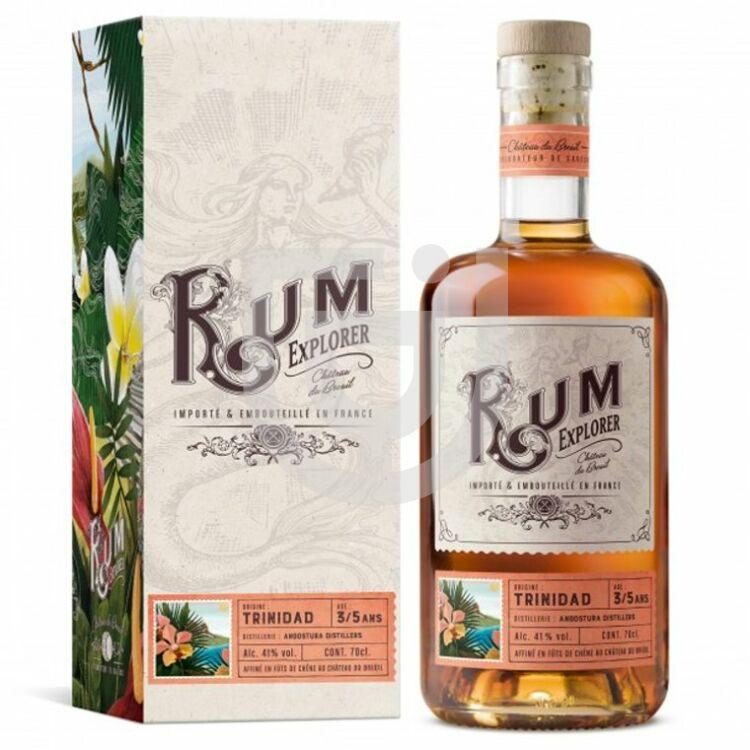 Rum Explorer Trinidad Rum [0,7L 41%]