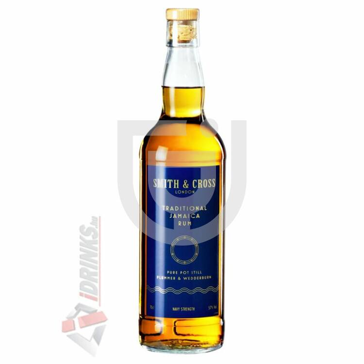 Smith & Cross Navy Strength Rum [0,7L 57%]
