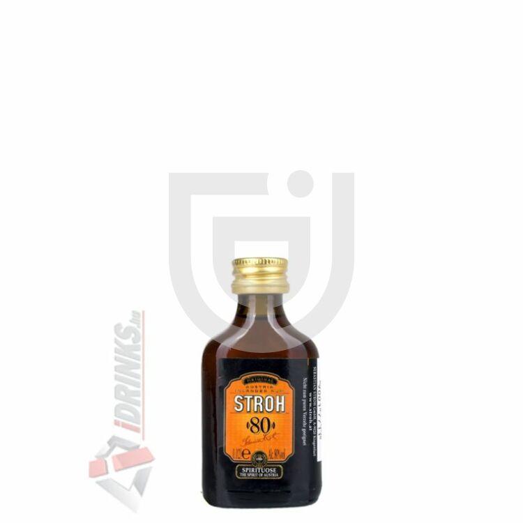 Stroh 80% Rum Mini [0,02L|80%]