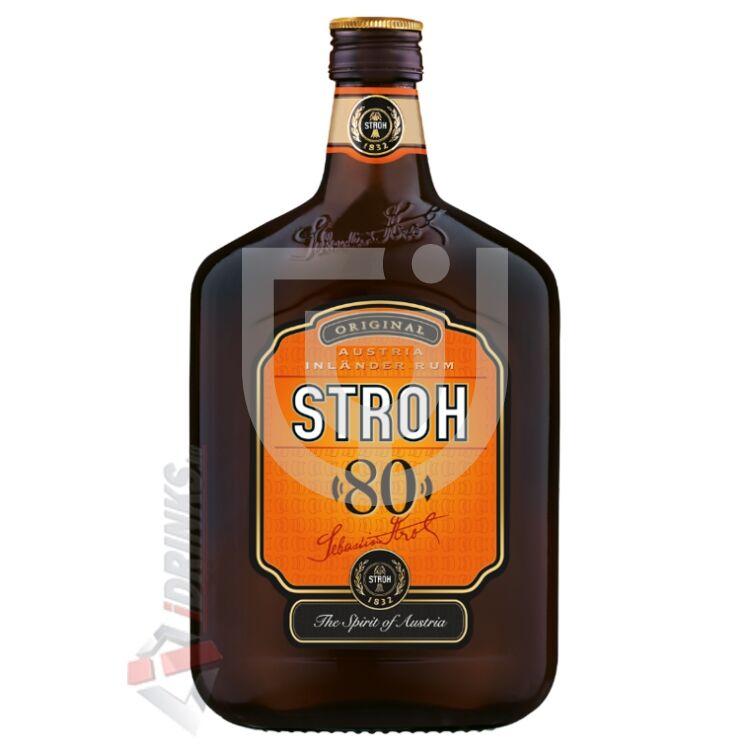 Stroh 80% Rum [1L 80%]