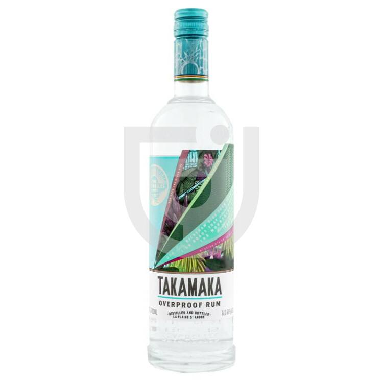 Takamaka Bay Overproof White Rum [0,7L|69%]