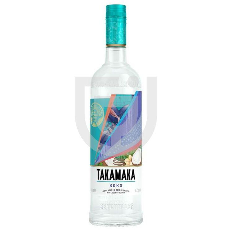 Takamaka Coco Likőr [0,7L|25%]