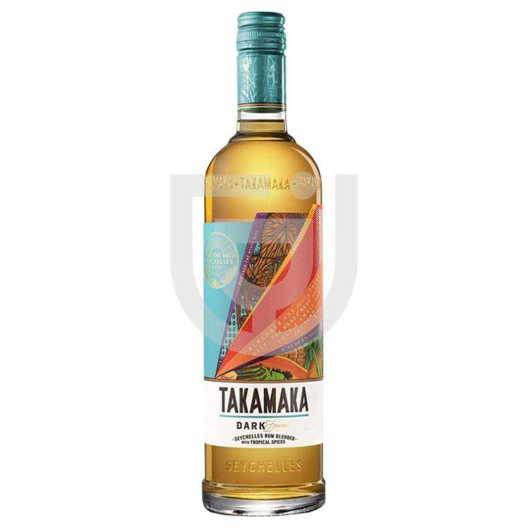 Takamaka Spiced Rum [0,7L 38%]