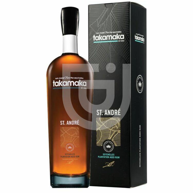 Takamaka St. Andre 8 Years Rum [1L|40%]
