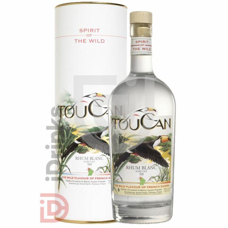 Toucan Agricole Blanc Rum [0,7L 50%]