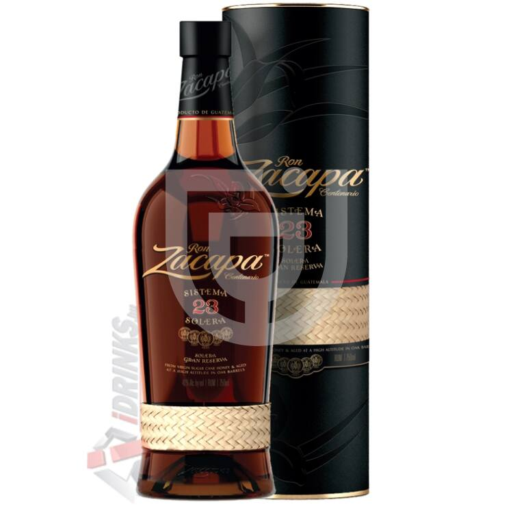 Zacapa Centenario 23 Years Rum [0,7L|40%]