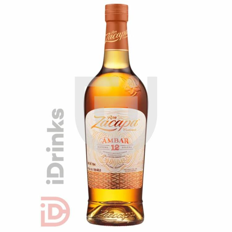 Zacapa Centenario Ambar 12 Rum [1L 40%]