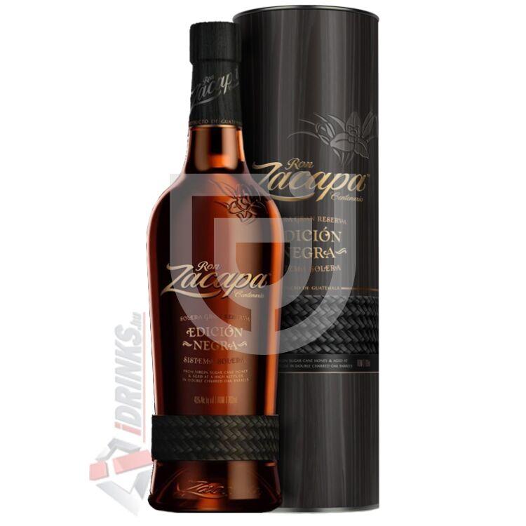 Zacapa Centenario Edicion Negra Rum [1L|43%]