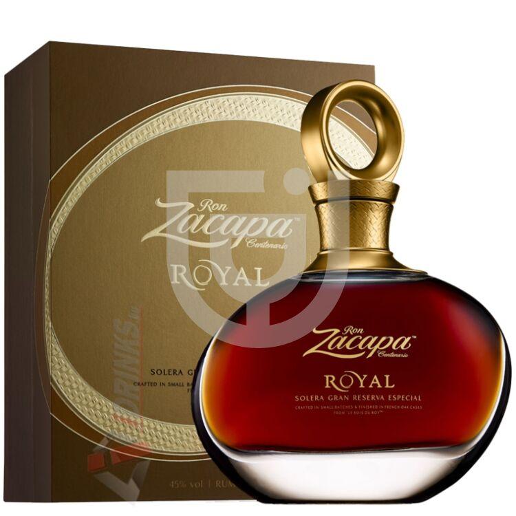 Zacapa Centenario Royal Solera Gran Reserva Especial Rum [0,7L|45%]