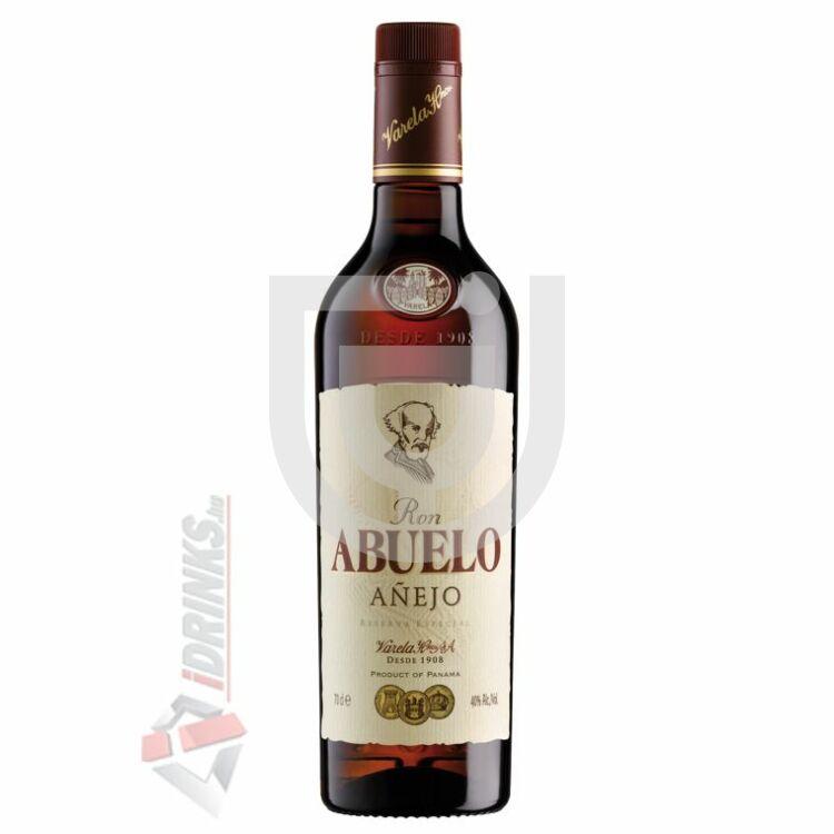 Abuelo Anejo Rum [0,7L 40%]