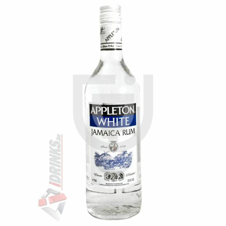 Appleton White Rum [0,7L|40%]