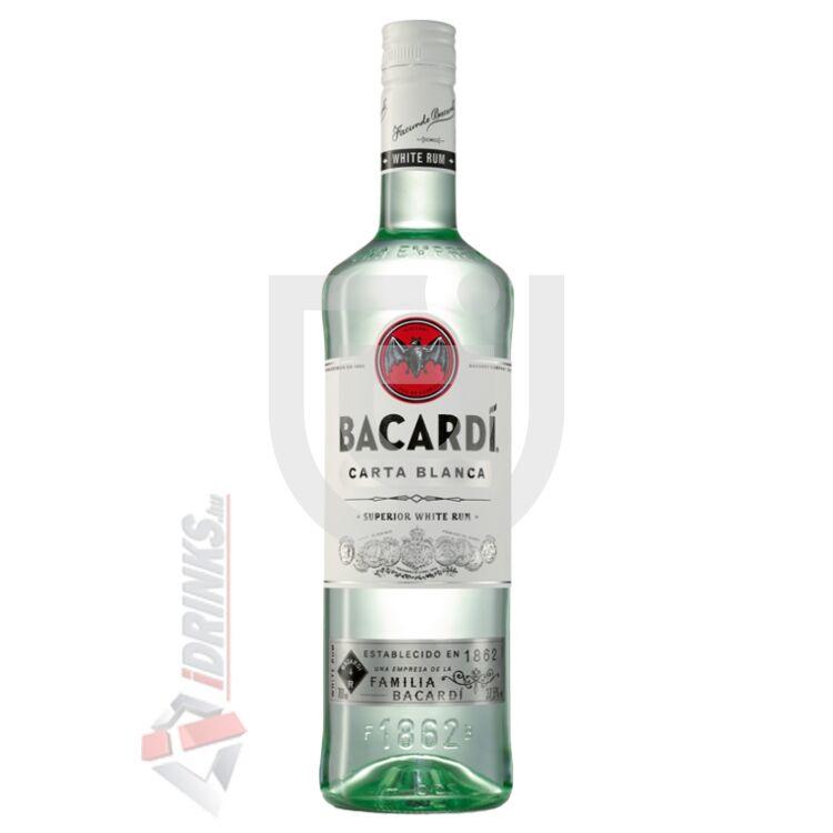 Bacardi Carta Blanca Superior Rum [0,7L 37,5%]