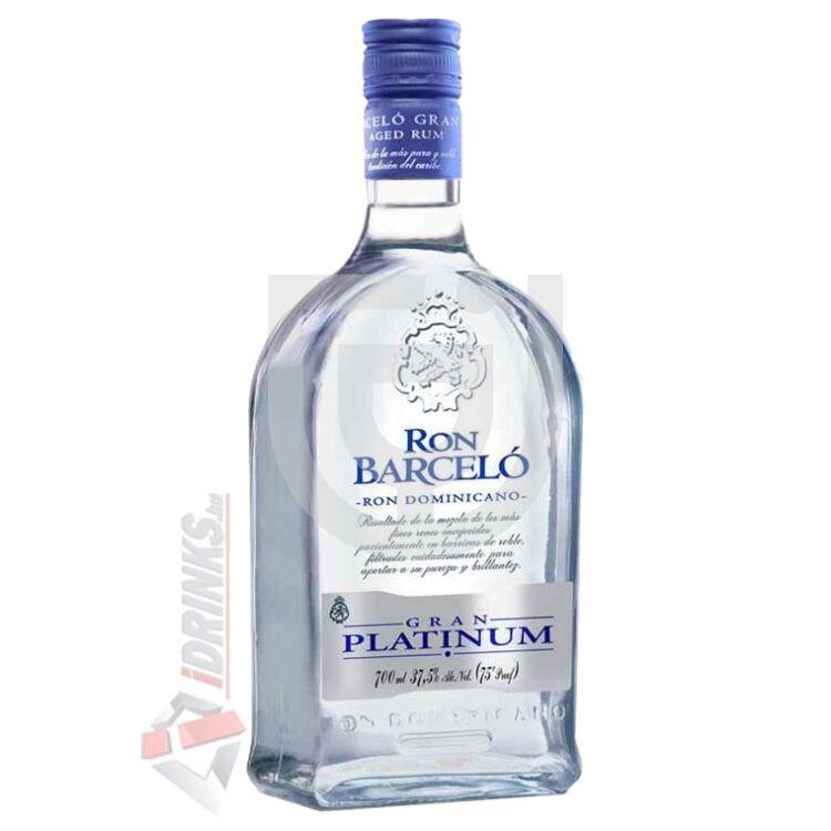 Barcelo Gran Platinum Rum [0,7L|37,5%]
