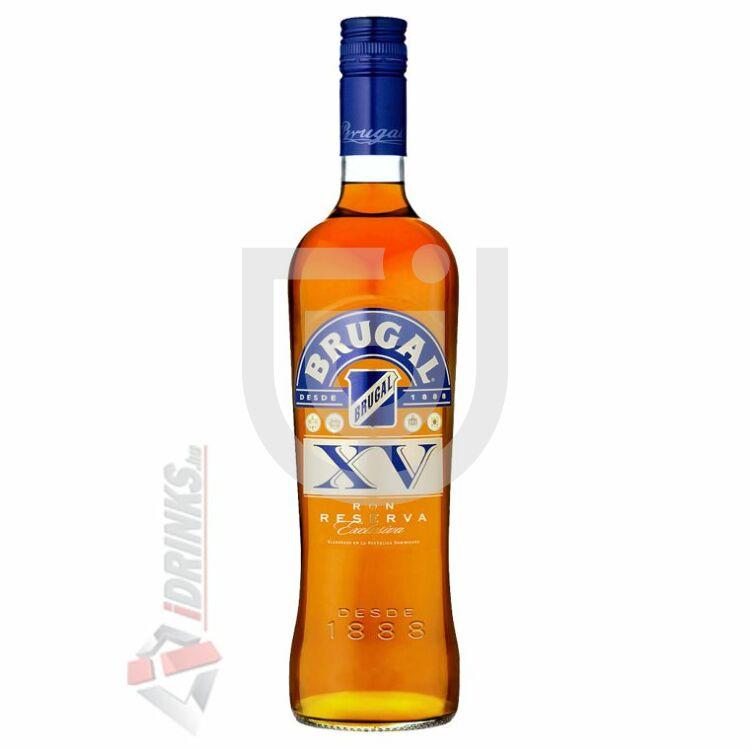 Brugal XV Reserva Exclusiva Rum [0,7L|38%]