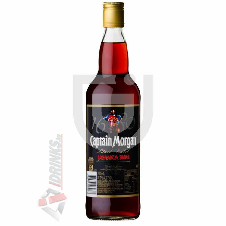 Captain Morgan Black Rum [1L 40%]