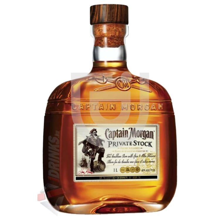 Captain Morgan Private Stock Rum [1L|40%]