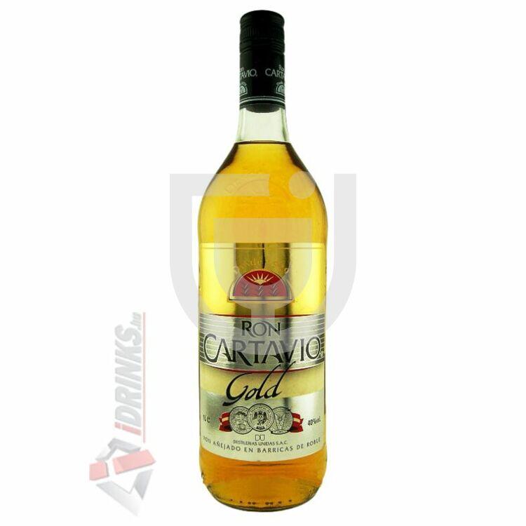 Cartavio Gold Rum [0,7L 40%]