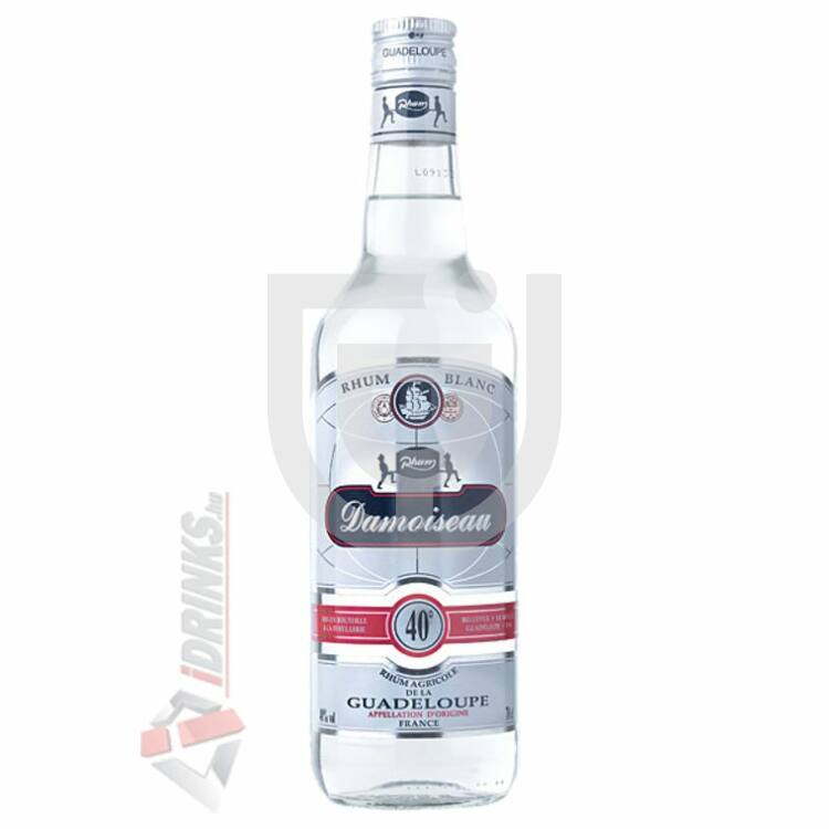 Damoiseau Blanc Rum [1L|40%]