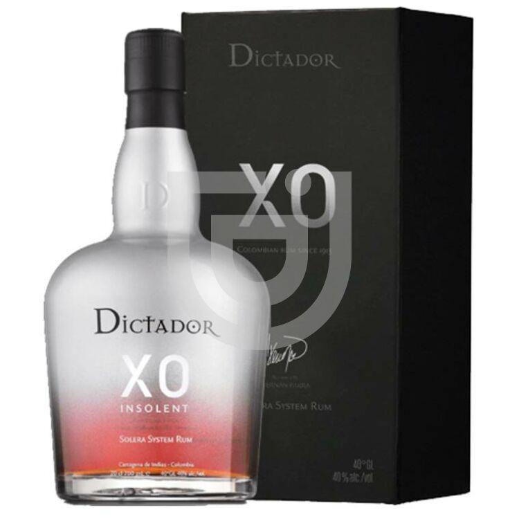 Dictador Insolent XO Rum [0,7L|40%]