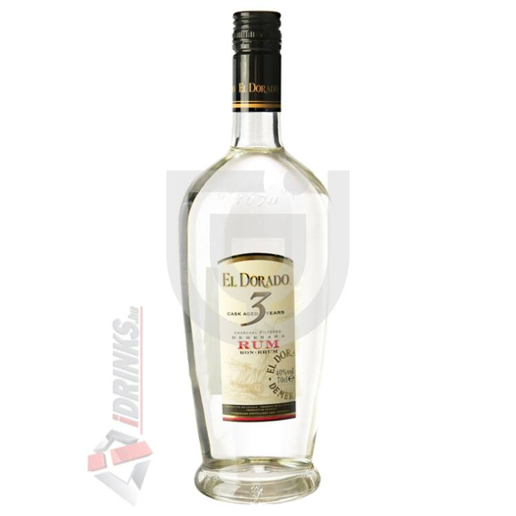 El Dorado 3 Years Rum [0,7L 40%]