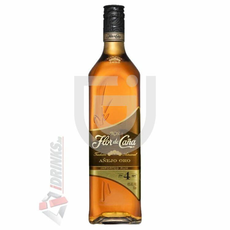 Flor de Cana Gold 4 Years Rum [1L|40%]