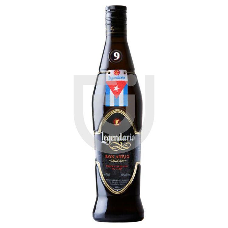 Legendario Anejo 9 Years Rum [0,7L 40%]