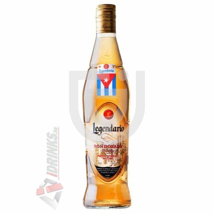 Legendario Dorado Rum [0,7L|38%]