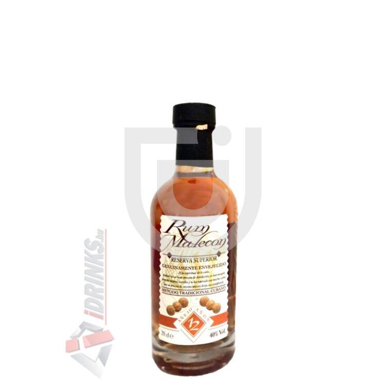Malecon 12 Years Rum Midi [0,2L|40%]